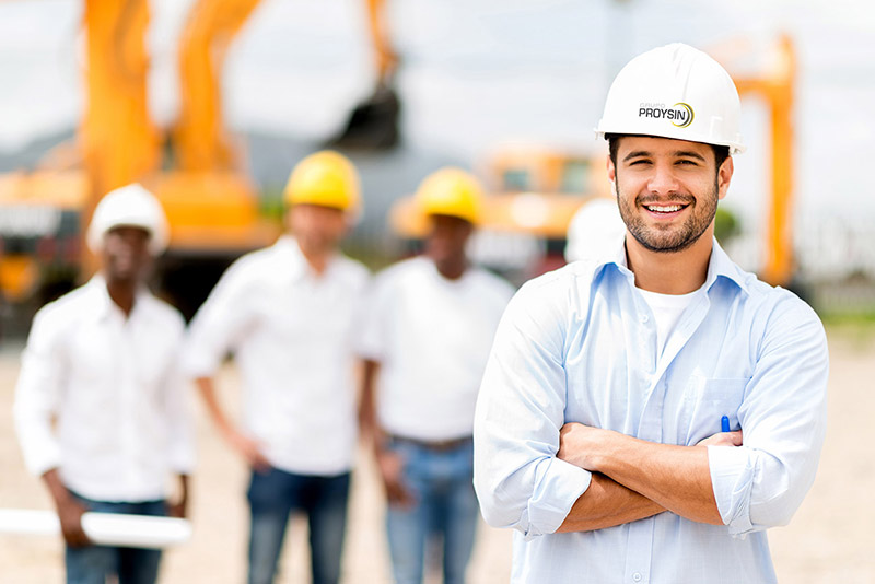 Seguridad y Salud en el trabajo ABJ Ingenieros lima y Piura