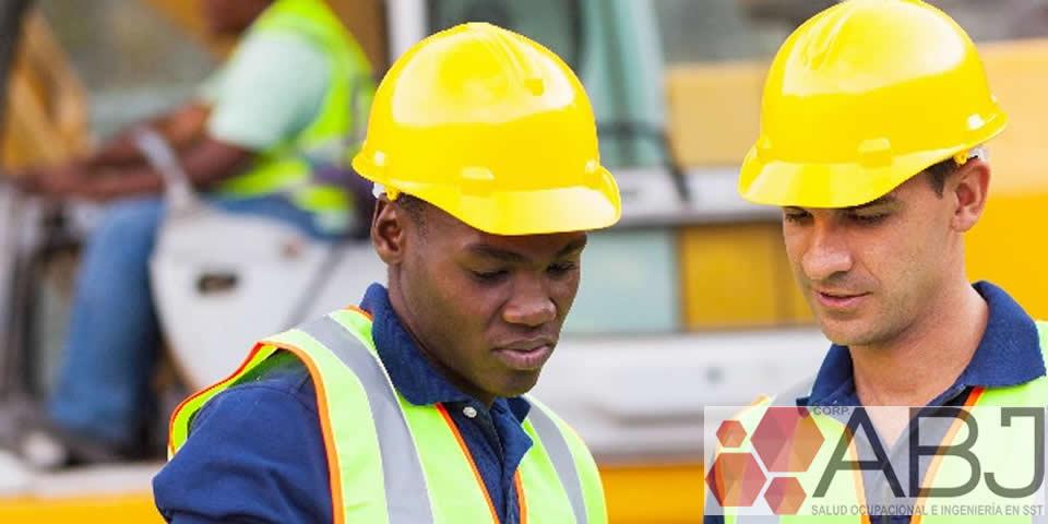 seguridad y salud en el trabajo abj ingenieros